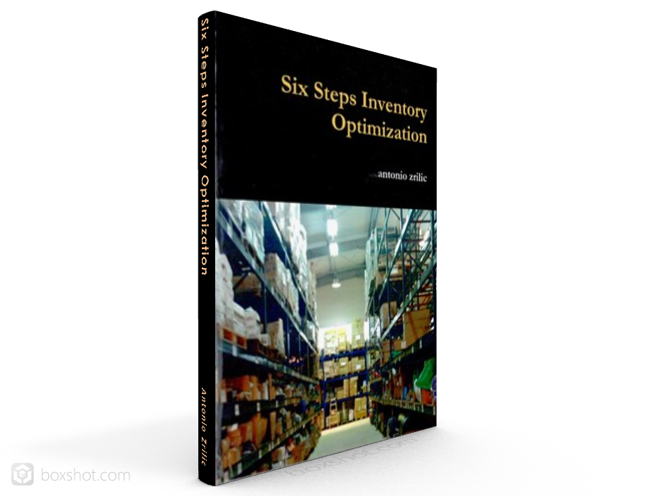 Book - Six Steps Inventory Optimization